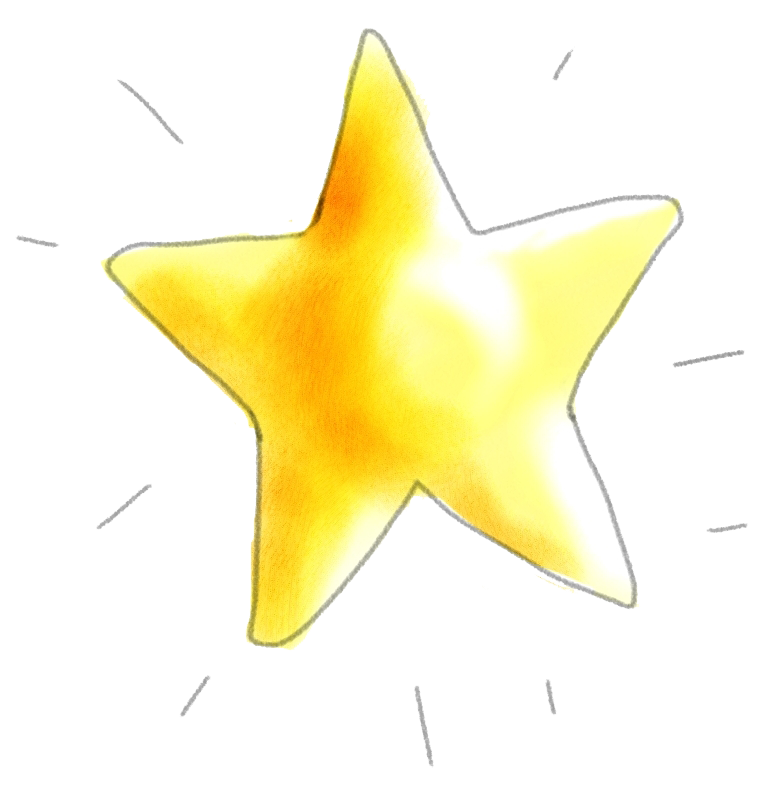 Free Shining Star Coloring Pages