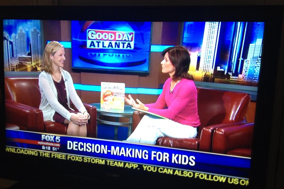 Shine Bright Kids May 5th - Author Christy Ziglar talks with Denise